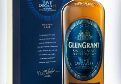 Tasting Glen Grant 5 decades