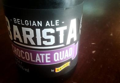 Tasting Barista Chocolate Quad