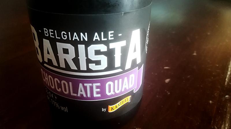 Barista Chocolate Quad