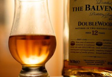 Tasting Balvenie 12 year doublewood single malt whisky