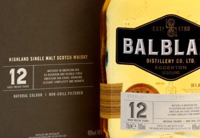 Tasting Balblair 12-year-old single malt whisky