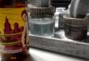 Tasting Tramp Stamp saison beer