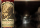 Tasting Pappy Van Winkle 15 year old family reserve whiskey.